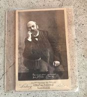 PHOTO 11X16 - DR EMILE JAVAL 1906 PAR LADREY - Personalidades Famosas
