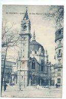 MADRID : Iglesia De San Manuel Y San Benito N°32 - Madrid