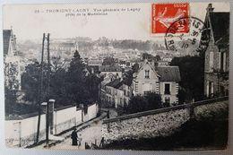 77 -  THORIGNY LAGNY - Vue Générale De Lagny Prise De La Madeleine - Autres Communes