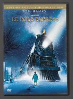 DVD Le Pôle Express - Dessin Animé