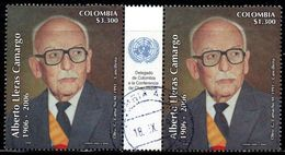 A211A - KOLUMBIEN - 2006- USED- PRESIDENT ALBERTO LLERAS CAMARGO - Colombia