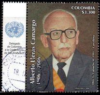 A211B - KOLUMBIEN - 2006- USED- PRESIDENT ALBERTO LLERAS CAMARGO - Colombia