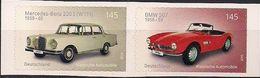 2015 Allem. Fed. Mi. 3147-8  **MNH  Bookletstamp  Klassische Deutsche Automobile - [7] République Fédérale