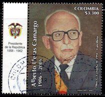 A211D - KOLUMBIEN - 2006- USED- PRESIDENT ALBERTO LLERAS CAMARGO - Colombia