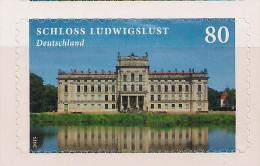 2015 Allem. Fed. Mi.  3128 **MNH  Bookletstamp Schloss Ludwigslust - [7] République Fédérale