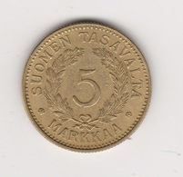 5 MARKS 1939 - Finland