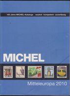 Michel Catalogue : Mitteleuropa 2010 Europa-Katalog Band 10. Liechtenstein Österreich Schweiz Czech Republic Ungarn UN - Postzegelcatalogus