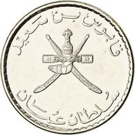 Monnaie, Oman, Qaboos, 50 Baisa, 2013, British Royal Mint, SPL+, Nickel Clad - Oman