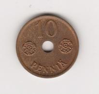 10 PENNIA 1941 - Finland