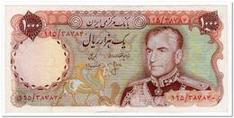 IRAN,1000 RIALS,1974-79,P.105b,XF-AU - Iran