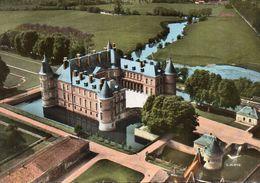 CP 54 Meurthe Et Moselle Haroué Château De Craon En Avion Au-dessus - Andere Gemeenten