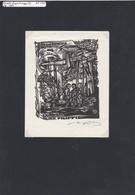 DANTE Alighieri - La Divina Commedia - Bookplates