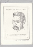 Maxim GORKI (1868-1988) - Bookplates