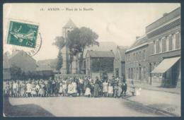 62 AVION Place De La Bastille - Avion