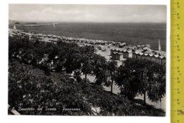 1953 S. BENEDETTO DEL TRONTO Panorama FG/V SEE 2 SCANS - Altre Città