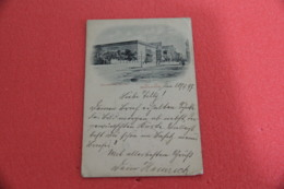 Poland Breslau Wroclaw Schweidnitzer Strasse 1897 - Pologne
