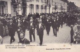Lebbeke, Luisterrijke Jubelfeesten, De Processie (pk69661) - Lebbeke
