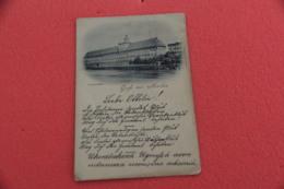 Poland Breslau Wroclaw Gruss Universitat 1897 - Pologne
