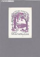 Zeemeermin - Mermaid - Sirène - Meerjungfrau - Bookplates