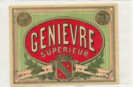 AN 927 / ETIQUETTE -   GENIEVRE    SUPERIEUR - Andere