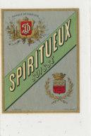 AN 929 / ETIQUETTE -    SPIRITUEUX SUISSE    MONTJOYE ST DENIS - Andere