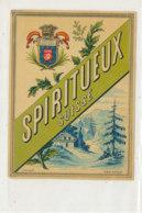 AN 930 / ETIQUETTE -    SPIRITUEUX SUISSE    MONTJOYE ST DENIS - Andere