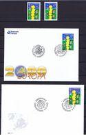 Denmark & Faroe Islands 2000.  Europa - CEPT;  FDC Plus MNH (**). - 2000