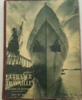LA FRANCE TRAVAILLE - Mariniers Et Bateliers -Prévost / Gens De Mer - Condroyer - Livres, BD, Revues