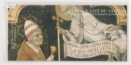"""FRANCE - Emission Commune N° P4654 -  Neuf Sous Blister - """" France - Cité Du Vatican """" - - Blocs Souvenir"""
