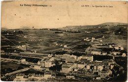 CPA Le Puy-en-Velay - Le Quartier De La Gare (636076) - Le Puy En Velay