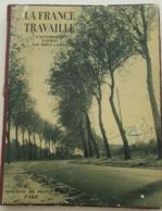 LA FRANCE TRAVAILLE - L'Automobile L'Avion  Hervé Lauwick - Livres, BD, Revues
