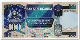 UGANDA,100 SHILLINGS,1994,P.31c,UNC - Oeganda