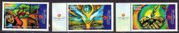 South Africa 2002 - Johannesburg World Summit - Michel 1450-52 -  MNH, NEUF, Postfrisch - Afrique Du Sud (1961-...)