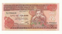 BILLET  NEUF  ETHIOPIE   NEUF  SUPERBE - Etiopia
