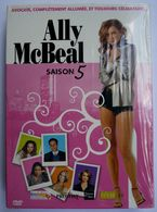 COFFRET 6 DVD ALLY McBEAL SAISON 5 Neuf Sous Film - Séries Et Programmes TV