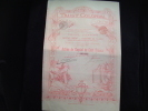 Action  De Capital De 100 Francs Trust Colonial  1899 - Africa