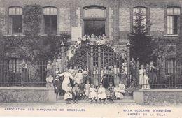 Association Des Marçunvins De Bruxelles, Villa Scolaire D'Hastière (pk69674) - Hastière