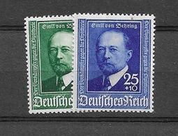 1940 MNH Reich, Postfris** - Allemagne