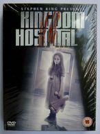DVD Bruce Davison, Diane Ladd-Stephen King's Kingdom Hospital (UK IMPORT) NEUF SOUS FILM - Horreur