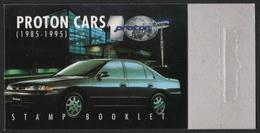 Malaysia 1995 - Mi-Nr. 579-588 ** - MNH - Markenheftchen - Autos / Cars - Malasia (1964-...)