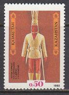 Kasachstan 1992. Golden Warrior. MNH. Pf.** - Kazakhstan