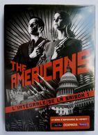 COFFRET 4 DVD THE AMERICANS SAISON 5 Neuf Sous Film - Séries Et Programmes TV