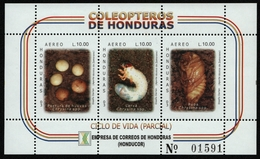 Honduras 2003 - Mi-Nr. Block 73 ** - MNH - Insekten / Insects - Honduras