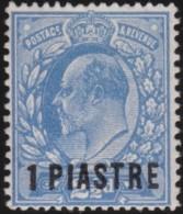 British Levant    .    SG   .   13        .    *     .   Mint-hinged  .   /   .   Ongebruikt - British Levant