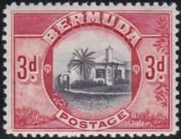 Bermuda    .    SG   .   103     .     *     .  Mint-hinged    .   /   .   Ongebruikt - Bermudes