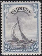 Bermuda    .    SG   .   101     .     *     .  Mint-hinged    .   /   .   Ongebruikt - Bermudes