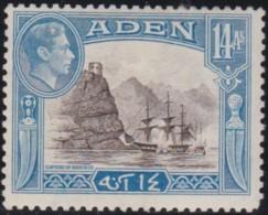 Aden  .   SG   .   23a      .    *        .    Mint-hinged      .   /   .    Ongebruikt - Aden (1854-1963)