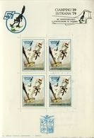 ITALIA 1979 - ERINNOFILI  ISTRANA '79 -- 40° DEL 51° STORMO.+5 - Transports