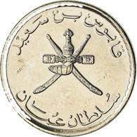 Monnaie, Oman, Qaboos, 25 Baisa, 2013, British Royal Mint, SPL+, Nickel Clad - Oman