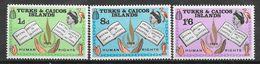 Turks & Caicos N° 216/18 Yvert NEUF ** - Turks And Caicos